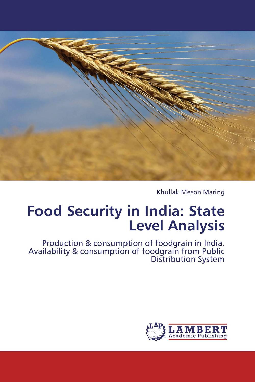 Food Security in India: State Level Analysis system security through log analysis