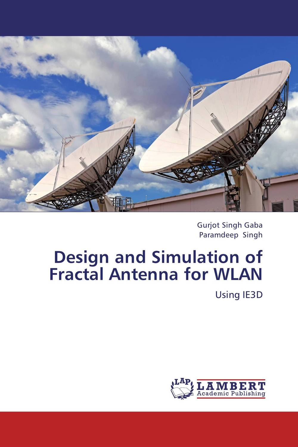 Design and Simulation of Fractal Antenna for WLAN visual communication spotlights for exhibition and trade fairs 40cm long arm and 30cm extra height