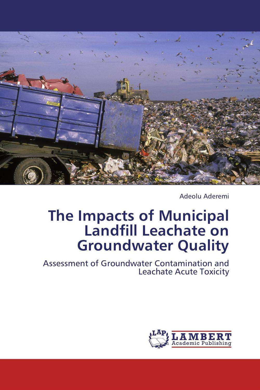 The Impacts of Municipal Landfill Leachate on Groundwater Quality