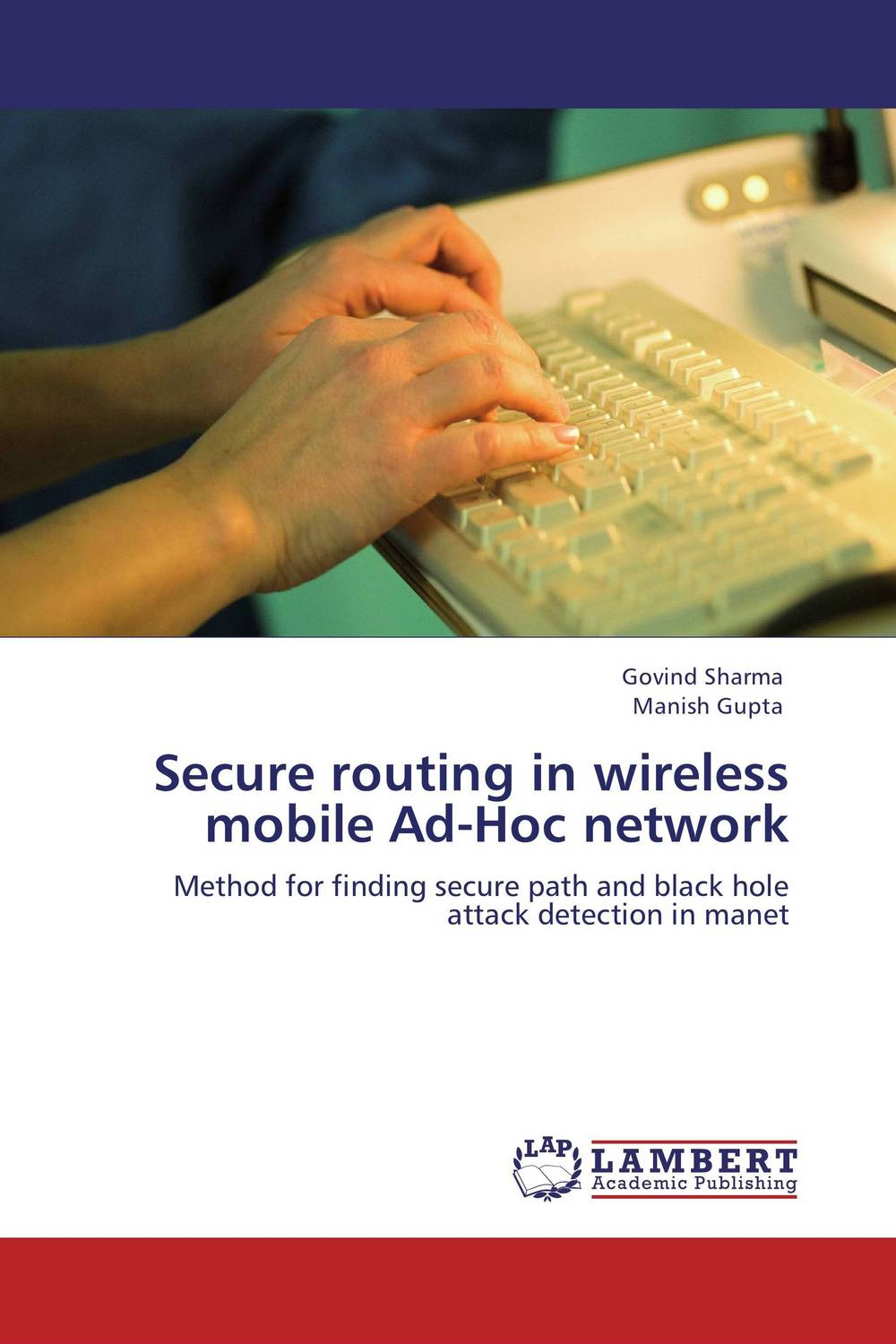 Secure routing in wireless mobile Ad-Hoc network цена и фото