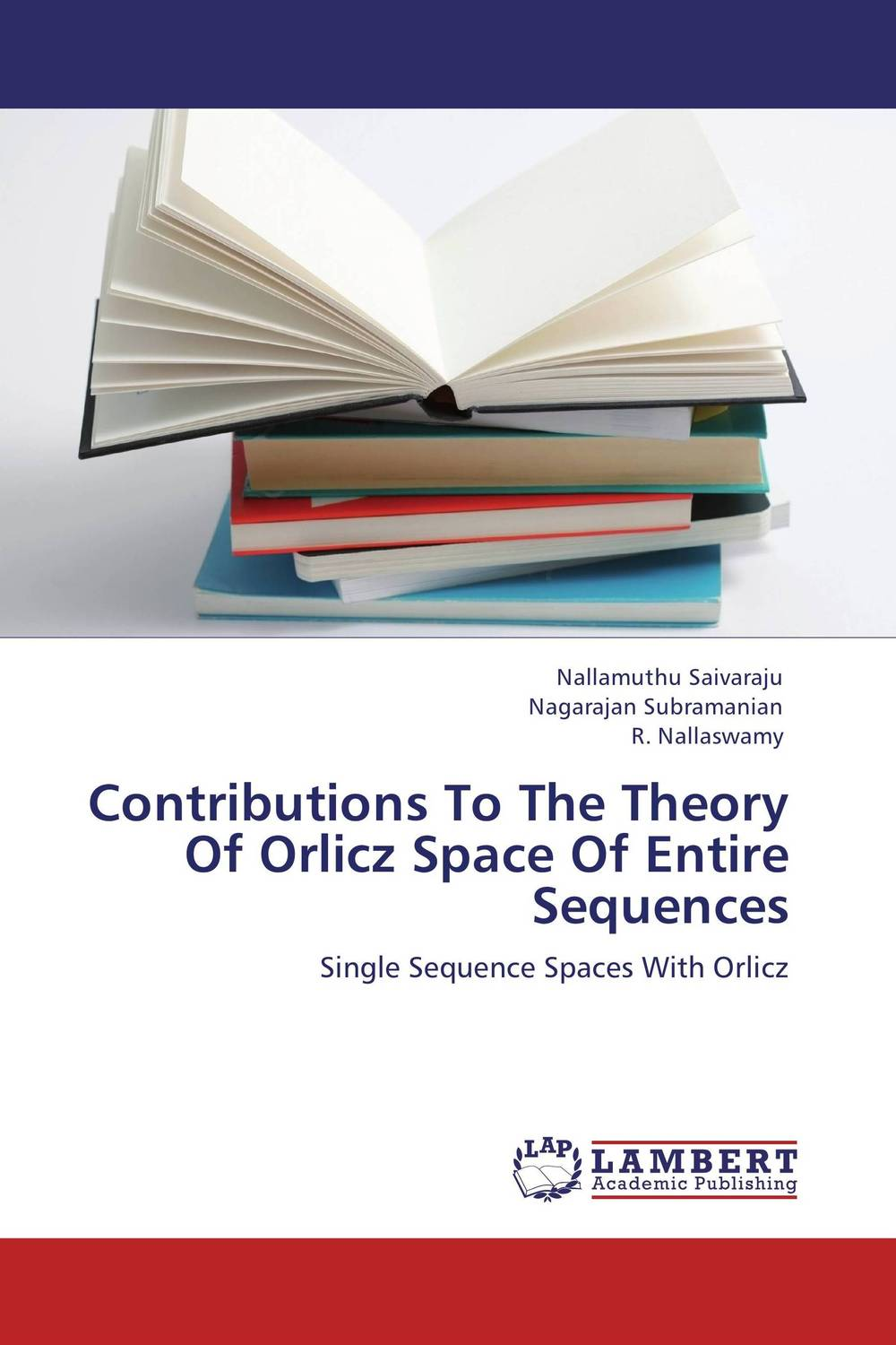 Contributions To The Theory Of Orlicz Space Of Entire Sequences купить
