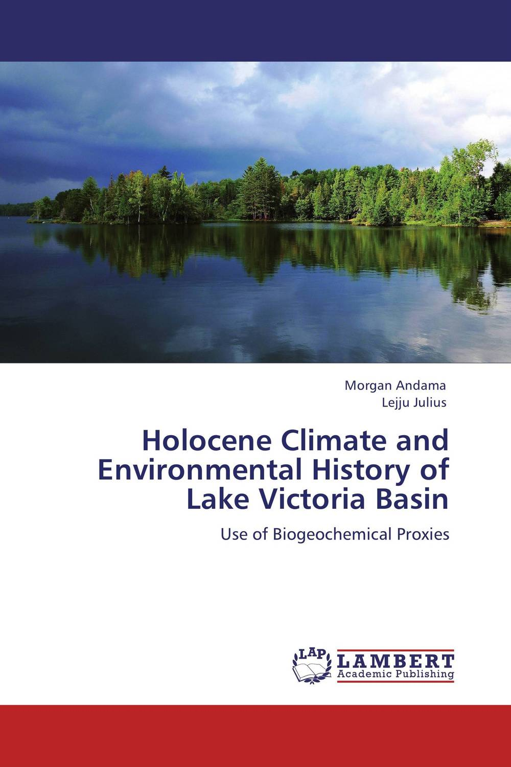 Holocene Climate and Environmental History of Lake Victoria Basin week at the lake