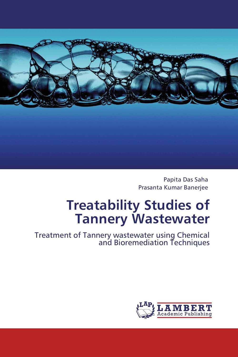 Treatability Studies of Tannery Wastewater antimicrobial contaminant elimination from water and waste sludge