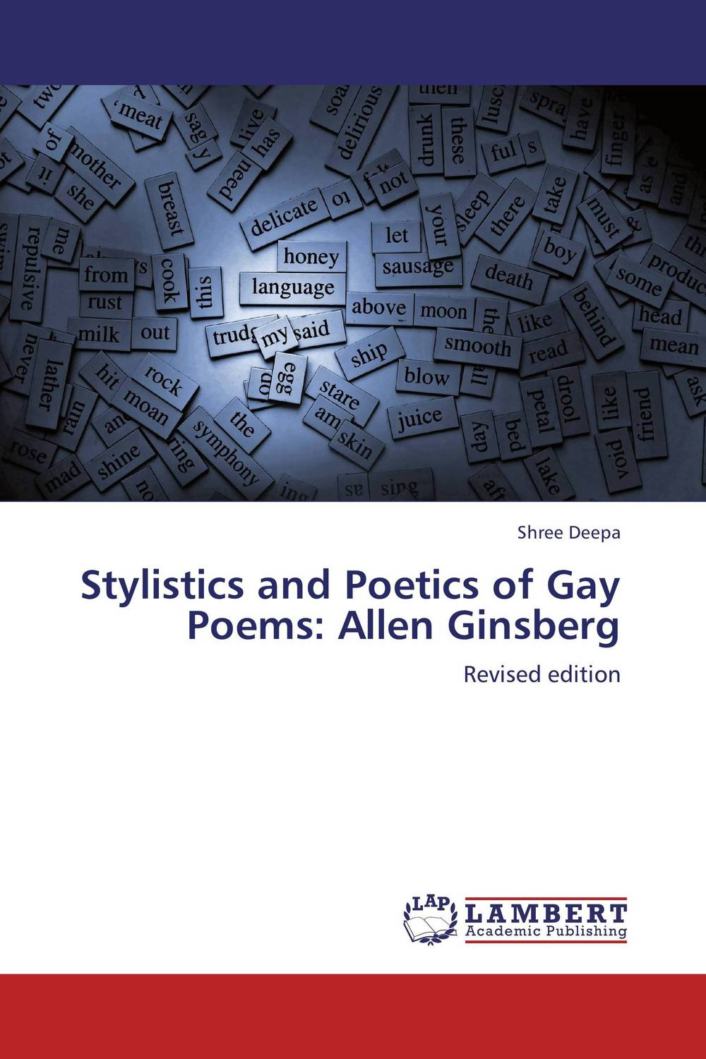Stylistics and Poetics of Gay Poems: Allen Ginsberg