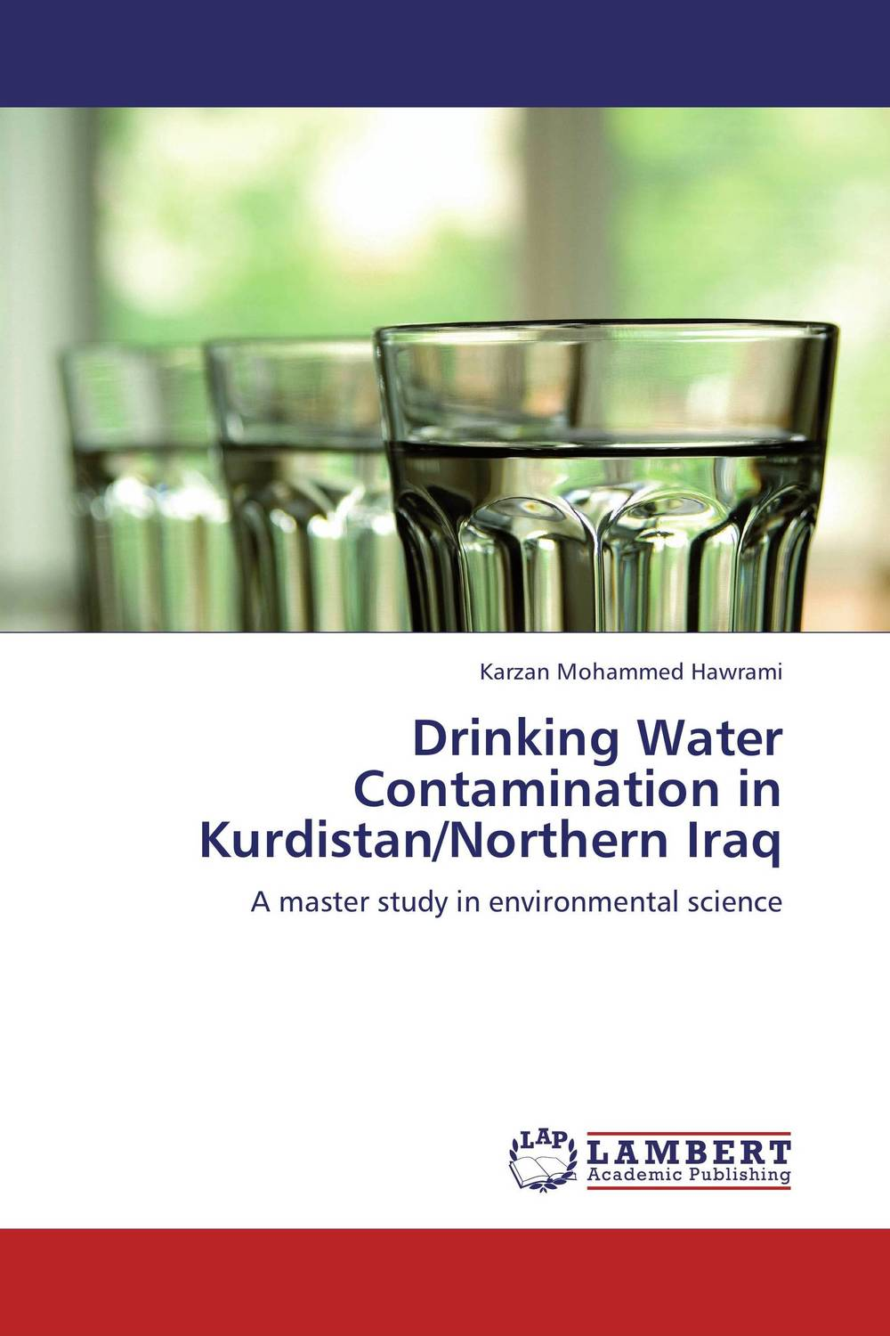 Drinking Water Contamination in Kurdistan/Northern Iraq heavy metals in drinking water of dairy buffaloes at peshawar