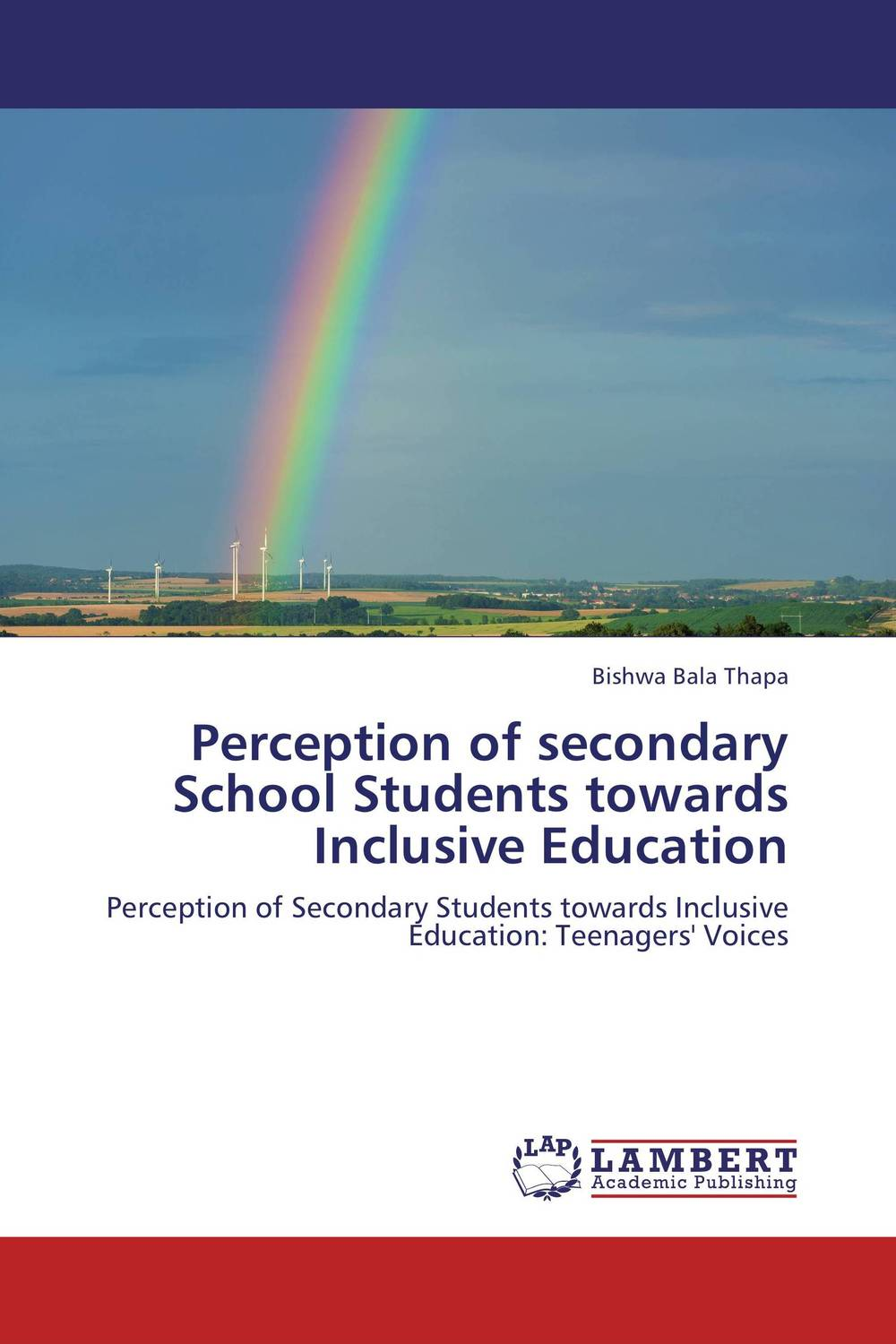 Perception of secondary School Students towards Inclusive Education lisa kohne two way language immersion students how they fare in secondary school
