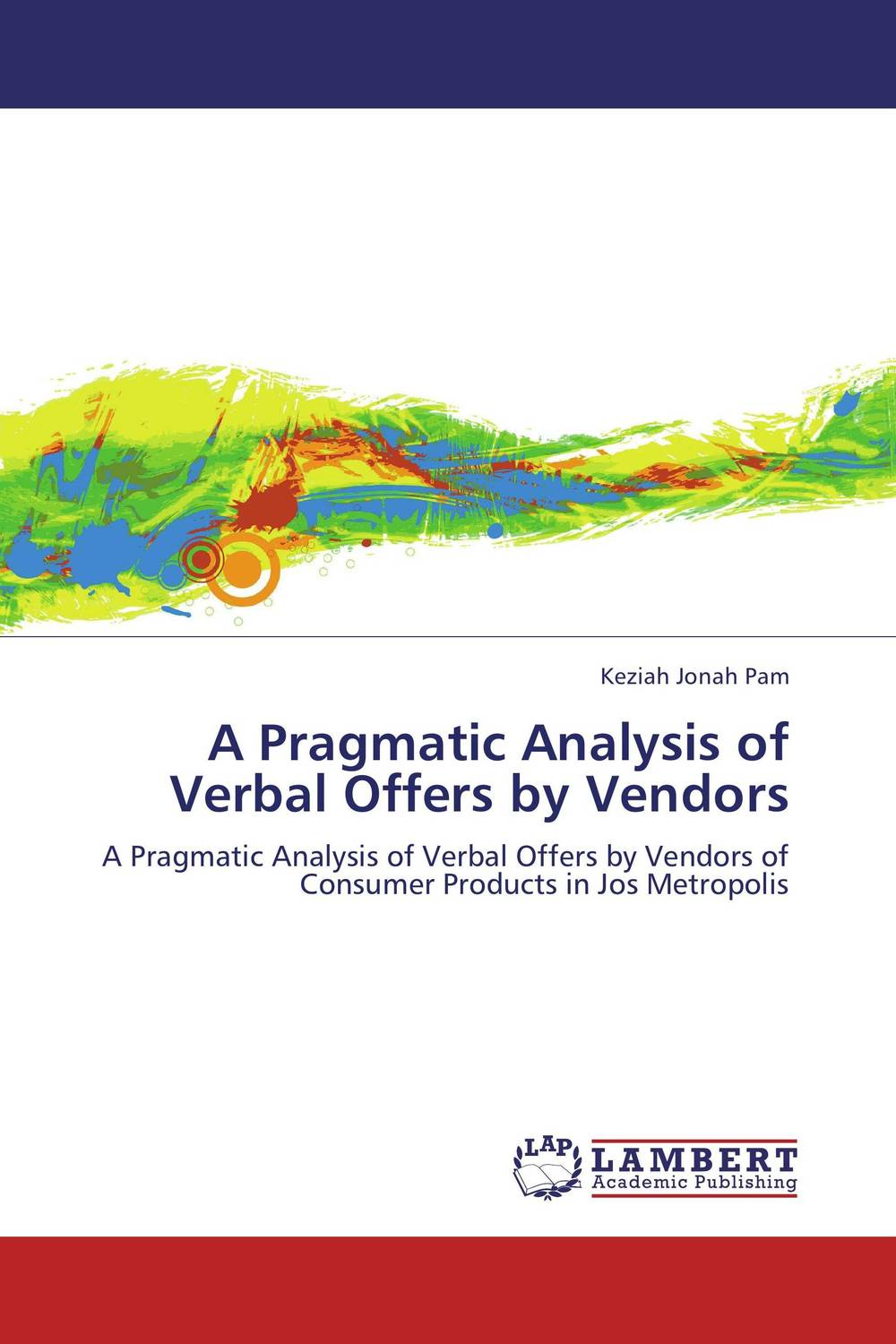 A Pragmatic Analysis of Verbal Offers by Vendors michel foucault introduction to kant s anthropology from a pragmatic point of view translated by roberto nigro