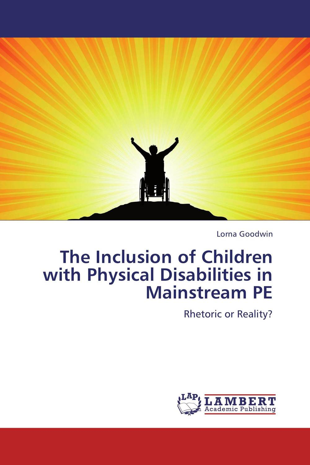The Inclusion of Children with Physical Disabilities in Mainstream PE катушка для спиннинга agriculture fisheries and magic with disabilities 13
