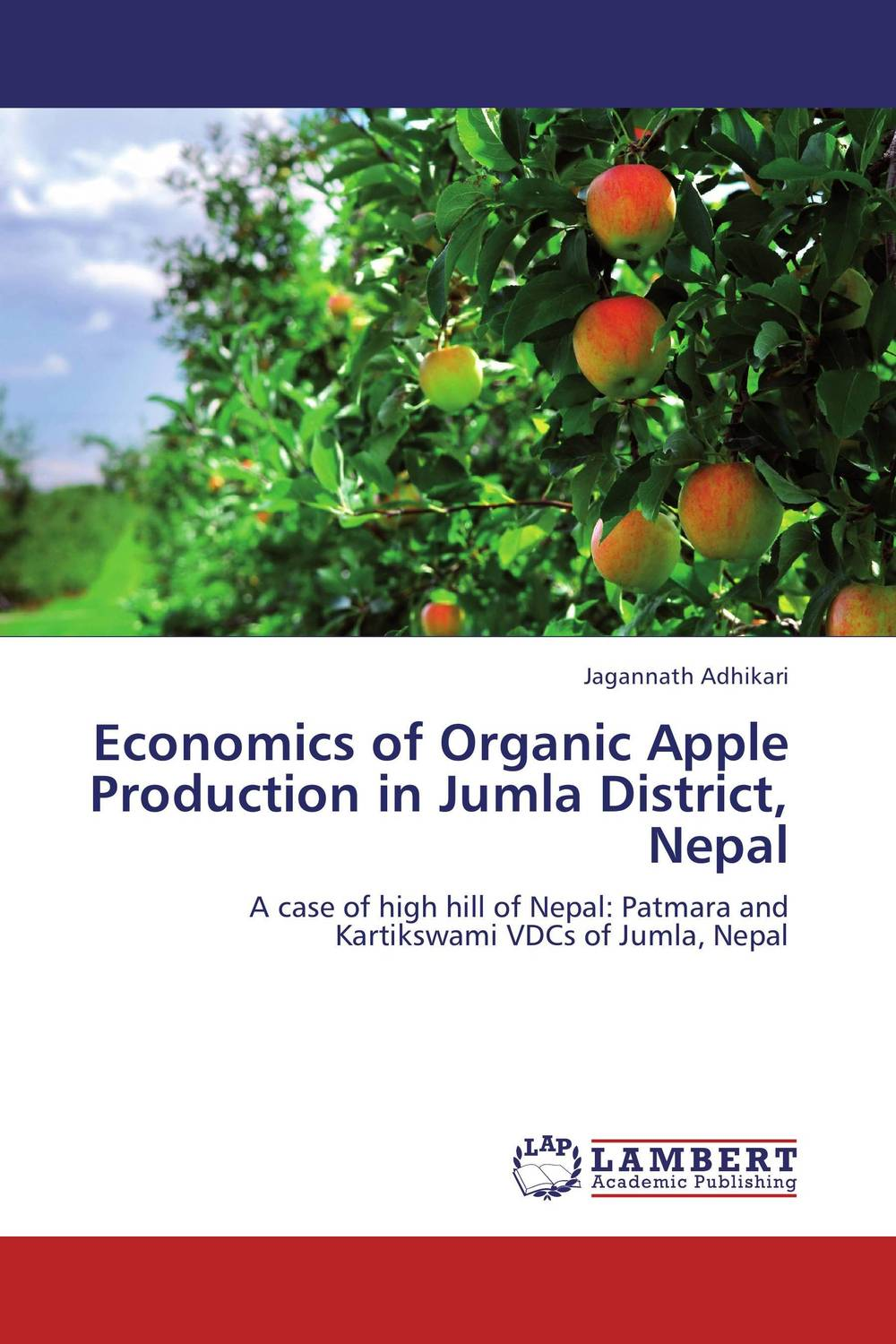 Economics of Organic Apple Production in Jumla District, Nepal economics of milk marketing