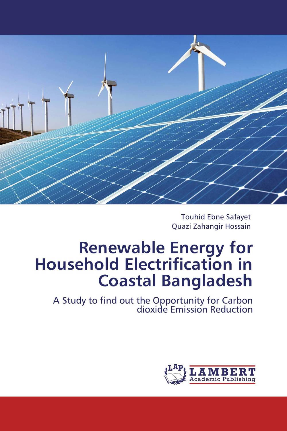 Renewable Energy for Household Electrification in Coastal Bangladesh investment costs of renewable electricity technologies