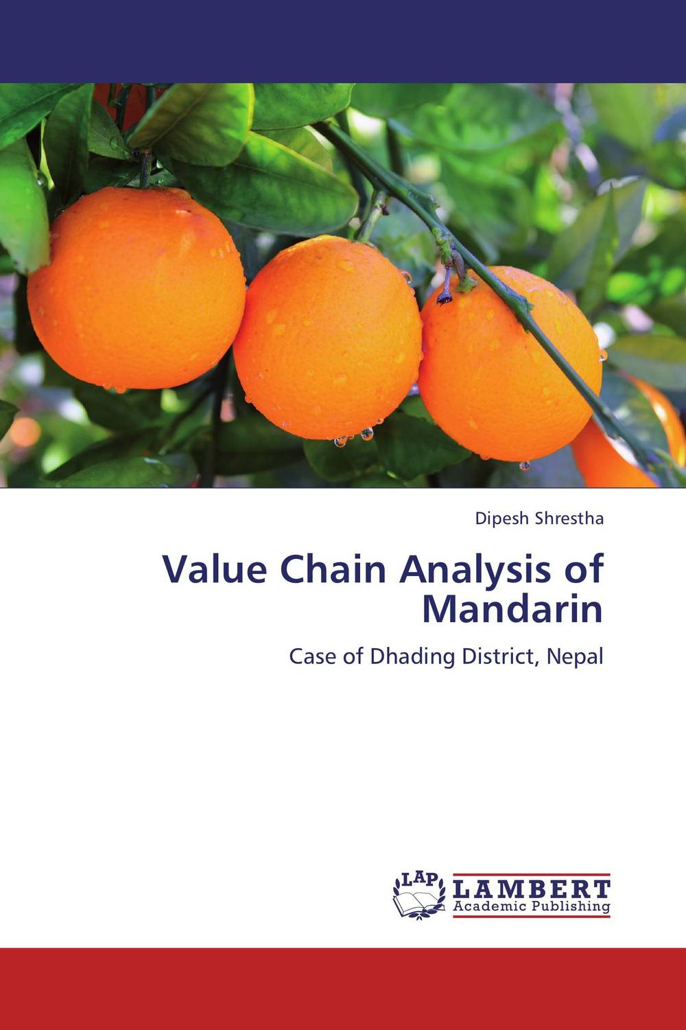 Value Chain Analysis of Mandarin honey value chain analysis