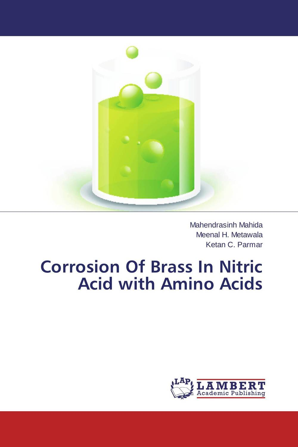Corrosion Of Brass In Nitric Acid with Amino Acids