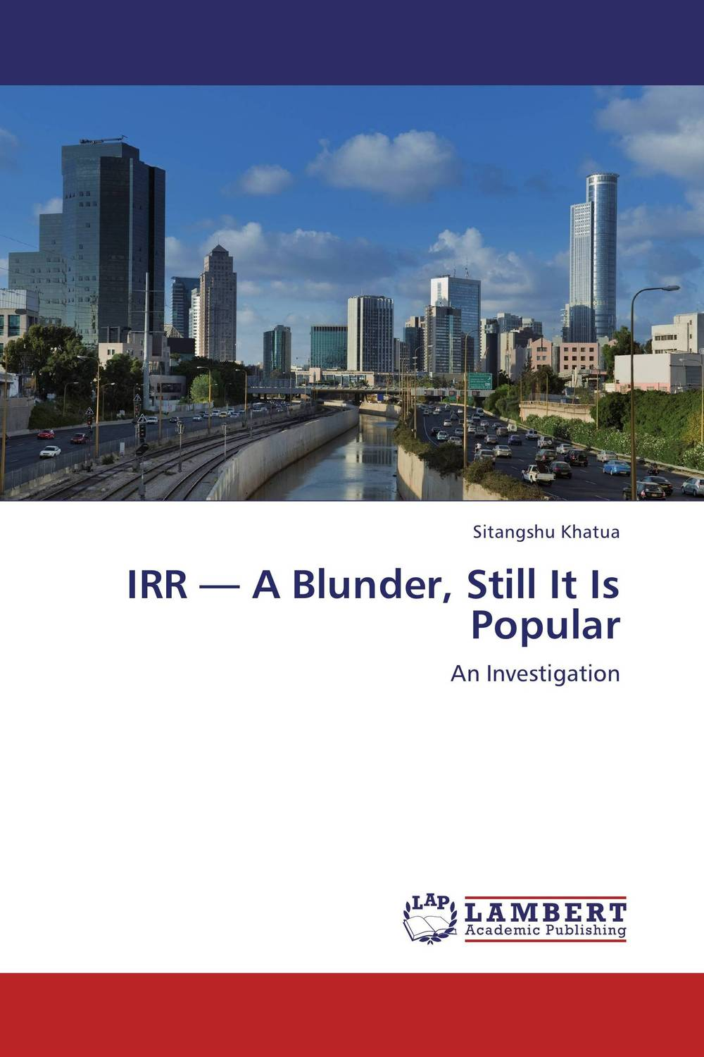 IRR — A Blunder, Still It Is Popular presidential nominee will address a gathering