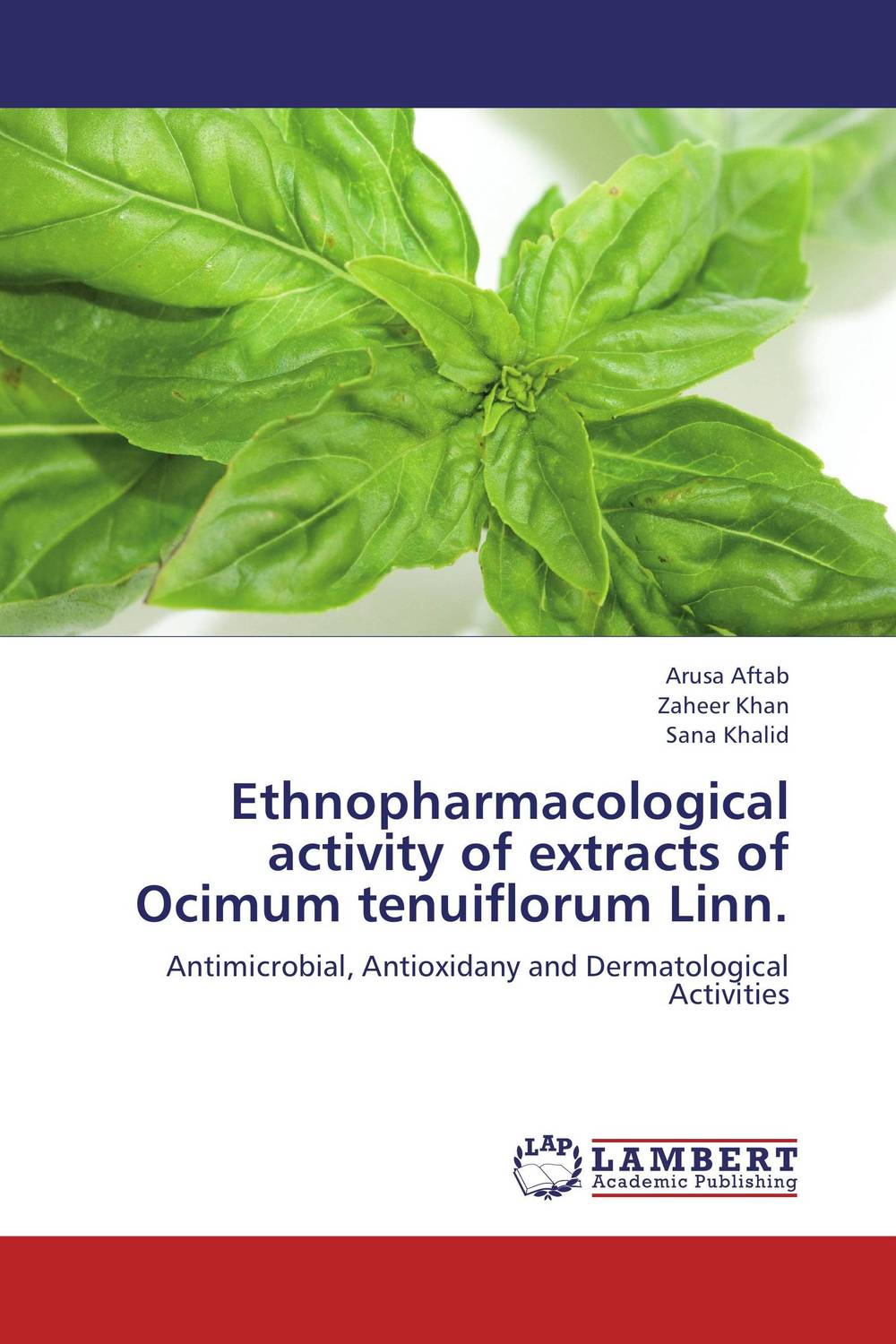 Ethnopharmacological activity of extracts of Ocimum tenuiflorum Linn. functional capacity of mango leave extracts