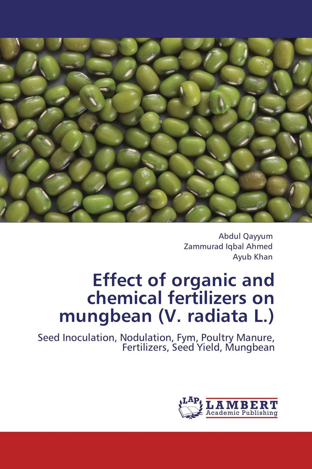 Effect of organic and chemical fertilizers on mungbean (V. radiata L.) кеды exquily exquily ex003awtrk33