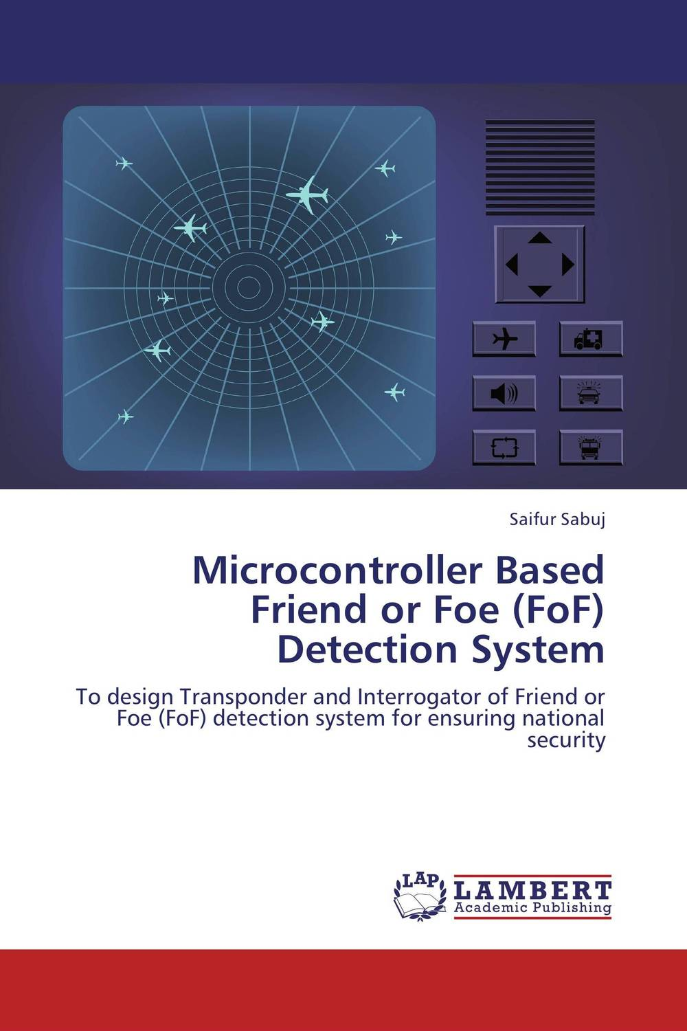 Microcontroller Based Friend or Foe (FoF) Detection System pickit2 offline programming stimulation microcontroller red