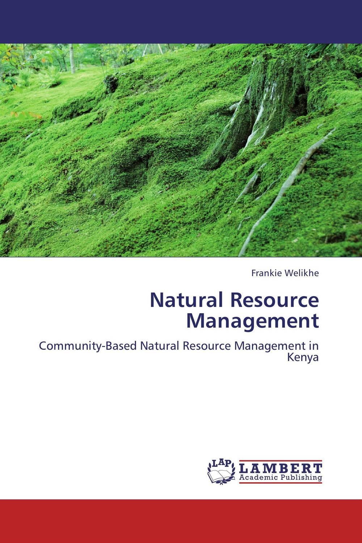 Natural Resource Management цена