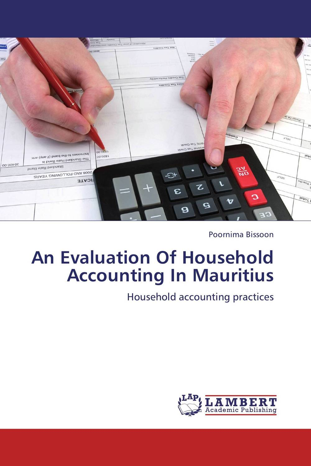 An Evaluation Of Household Accounting In Mauritius evaluation of the internal control practices