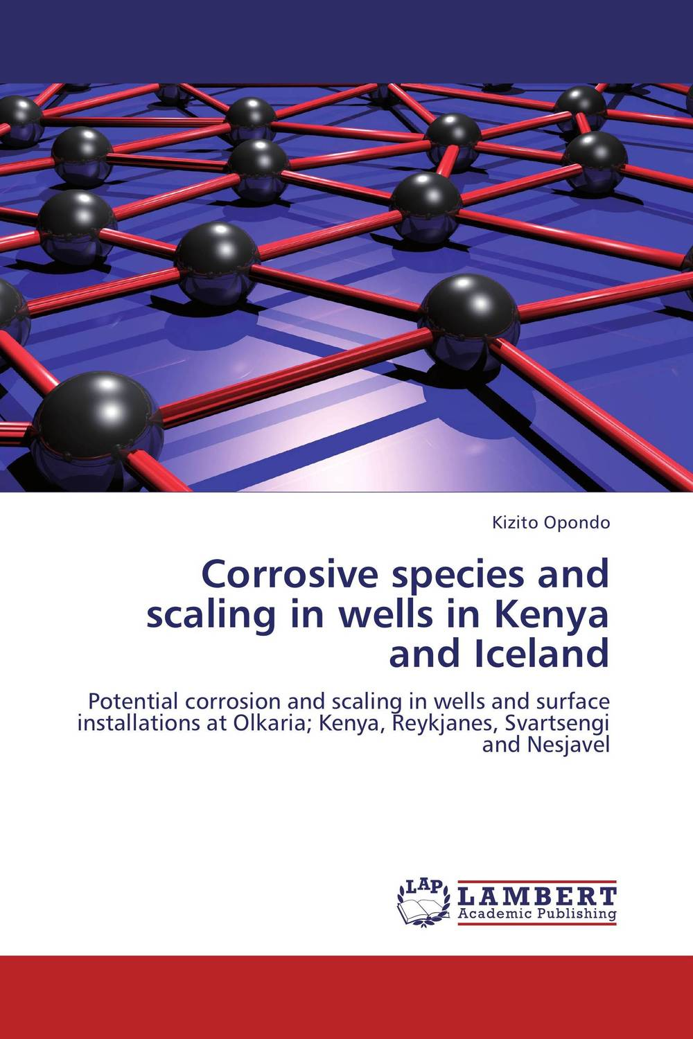 Corrosive species and scaling in wells in Kenya and Iceland gnanasekar s and chandrasekhar c n carbon sequestration in multipurpose tree species at seedling stage