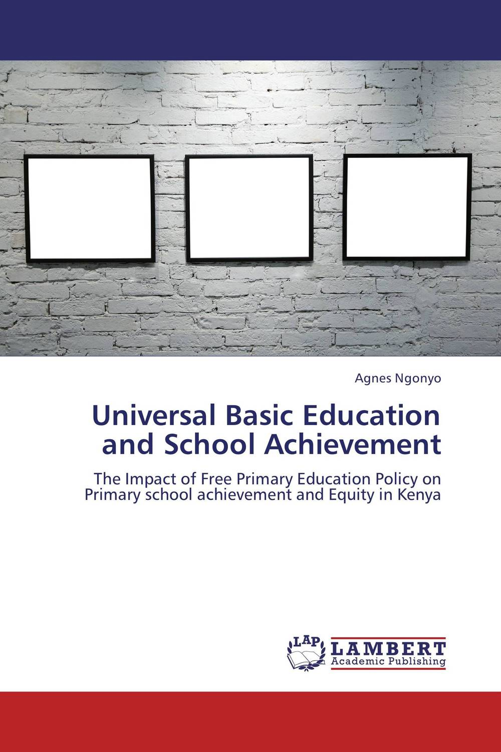 Universal Basic Education and School Achievement charity lengwe meki kombe free primary education policy in zambia