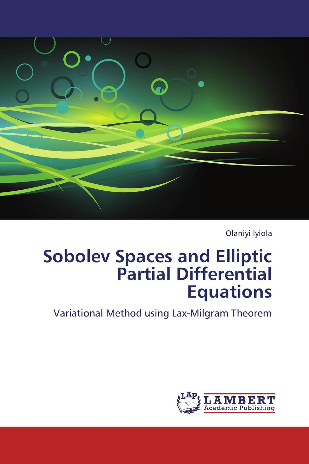 Sobolev Spaces and Elliptic Partial Differential Equations