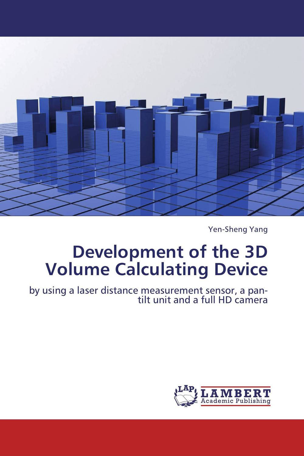 Development of the 3D Volume Calculating Device the heir
