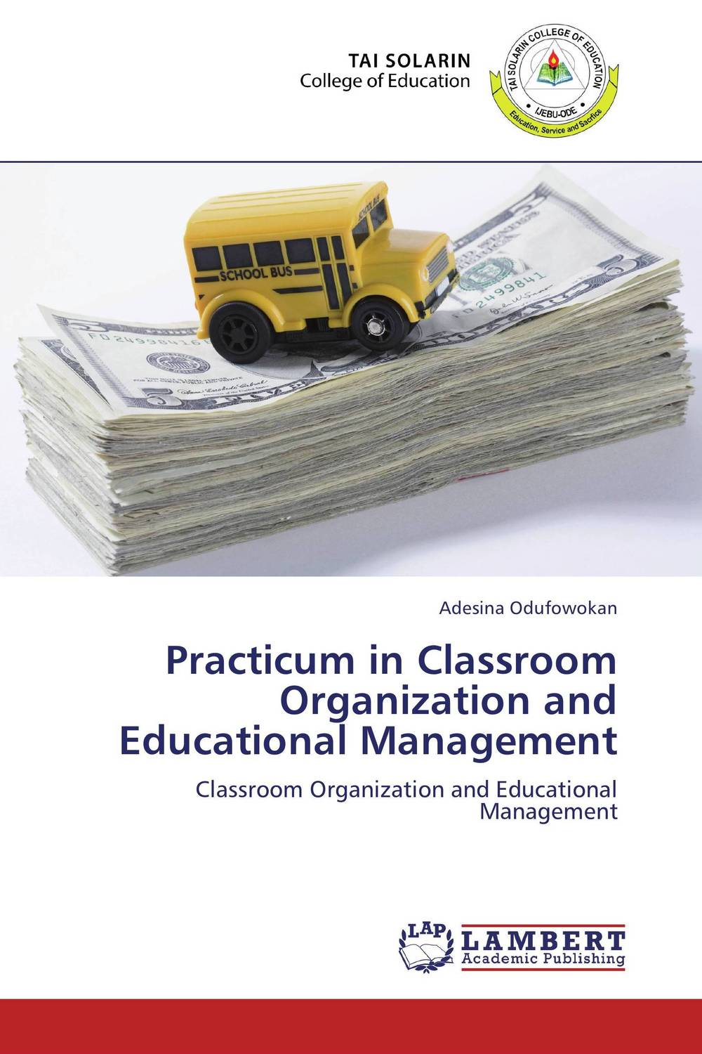 Practicum in Classroom Organization and Educational Management