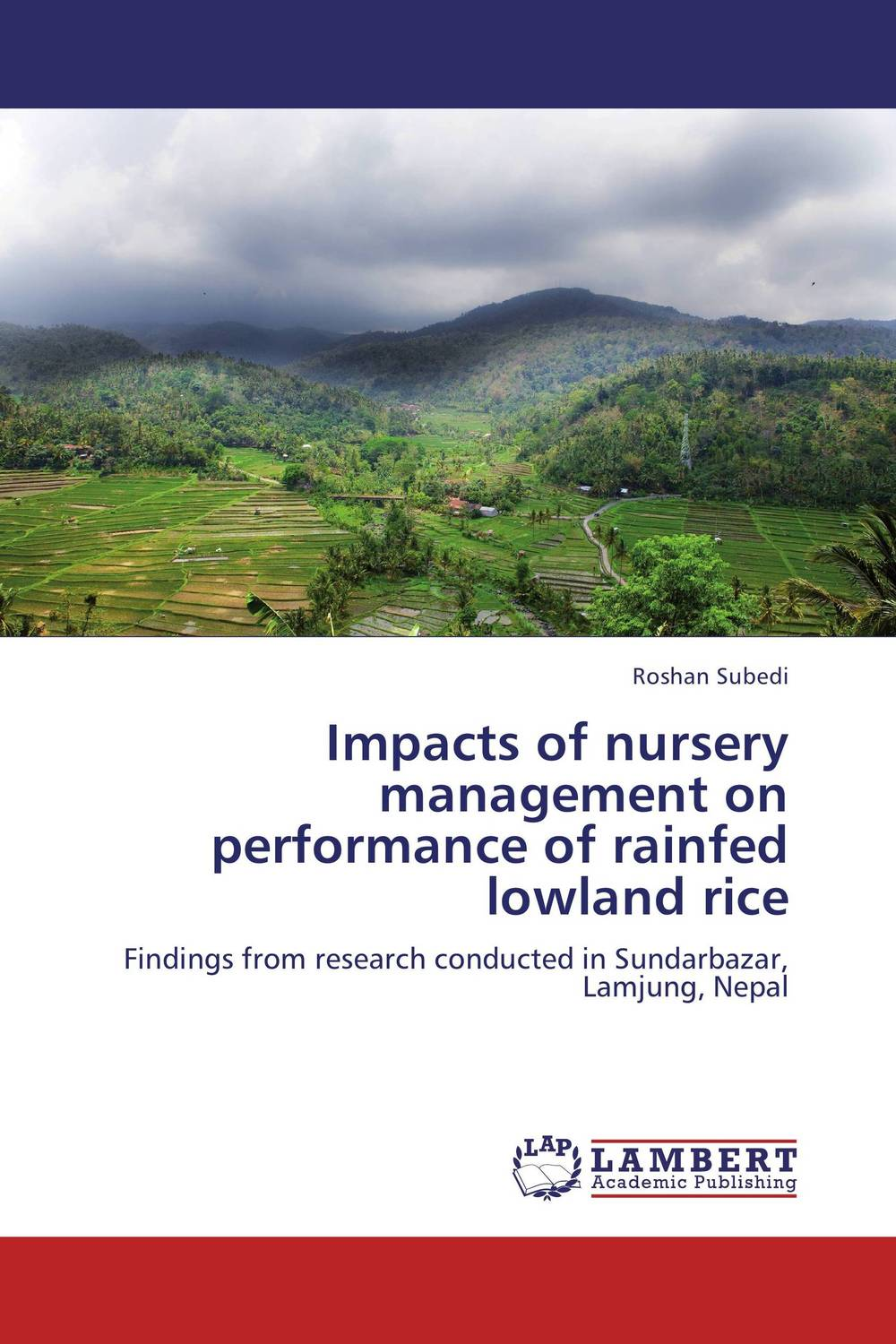 Impacts of nursery management on performance of rainfed lowland rice k r k naidu a v ramana and r veeraraghavaiah common vetch management in rice fallow blackgram