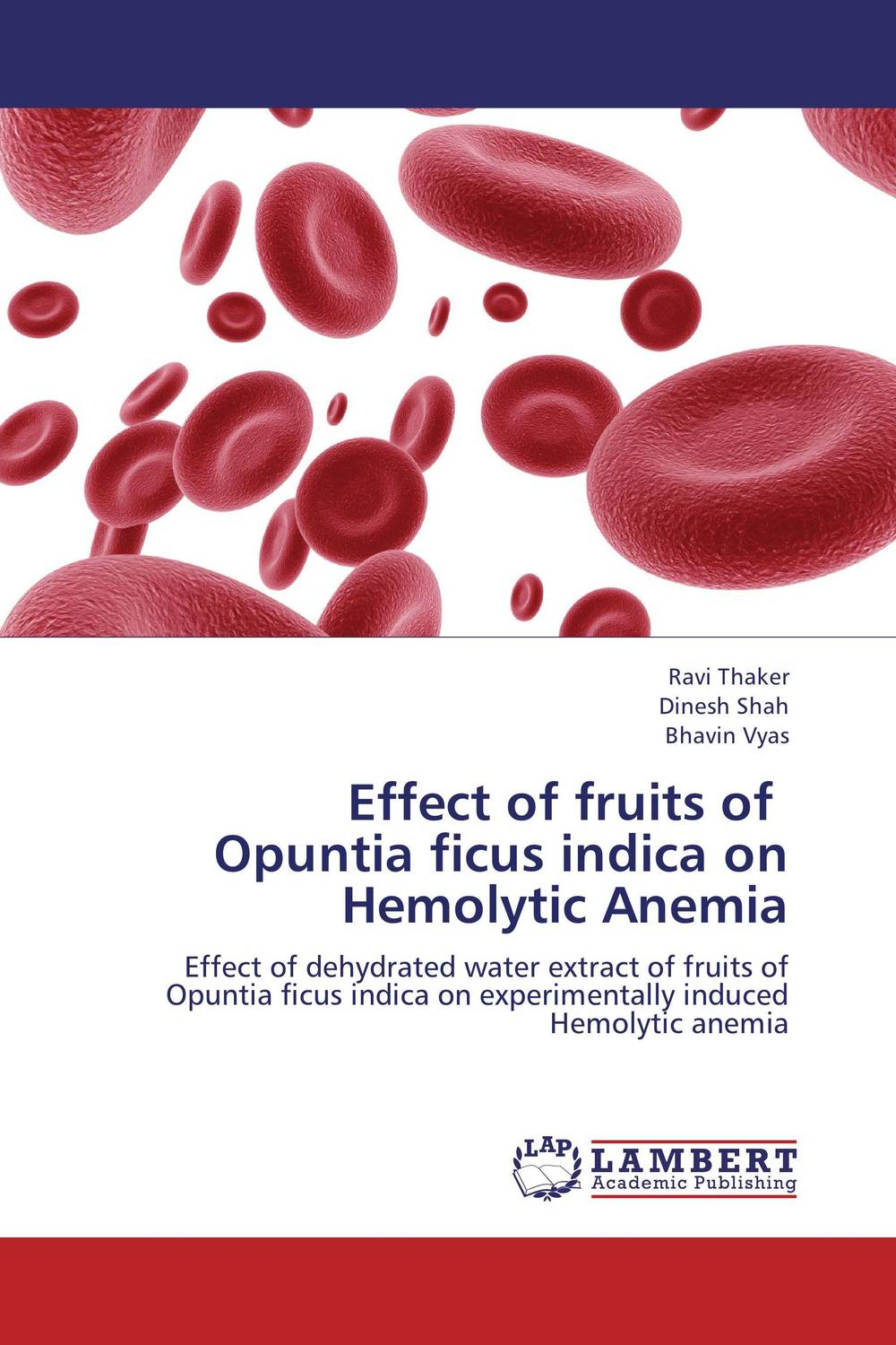 Effect of fruits of Opuntia ficus indica on Hemolytic Anemia effect of fruits of opuntia ficus indica on hemolytic anemia