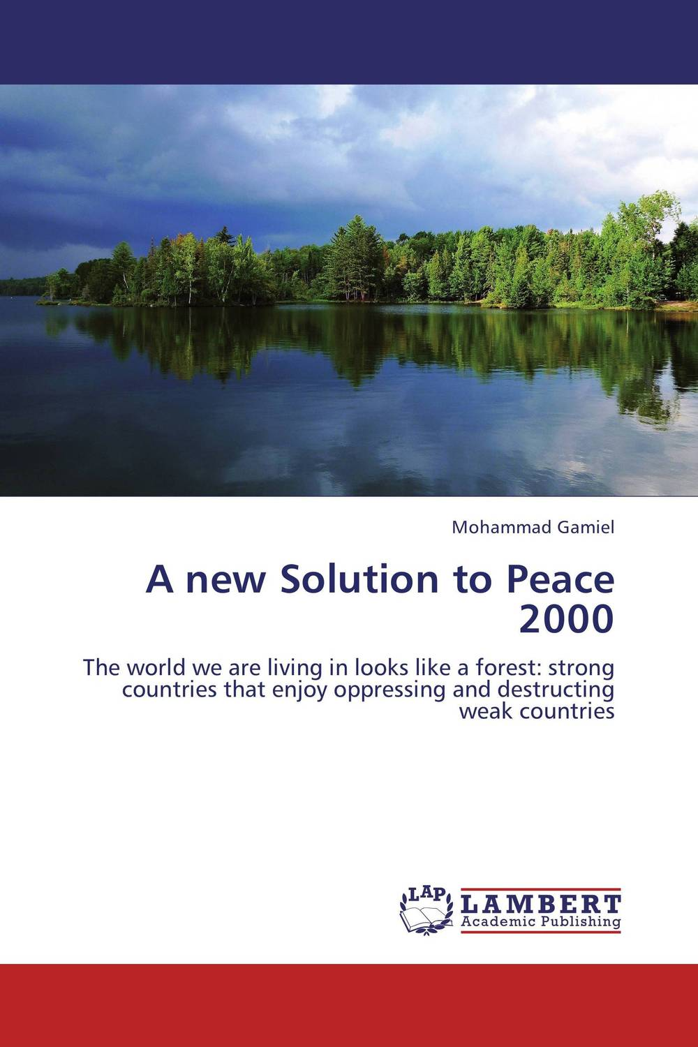 A new Solution to Peace 2000 timothy sullivan t the collaborative sale solution selling in a buyer driven world