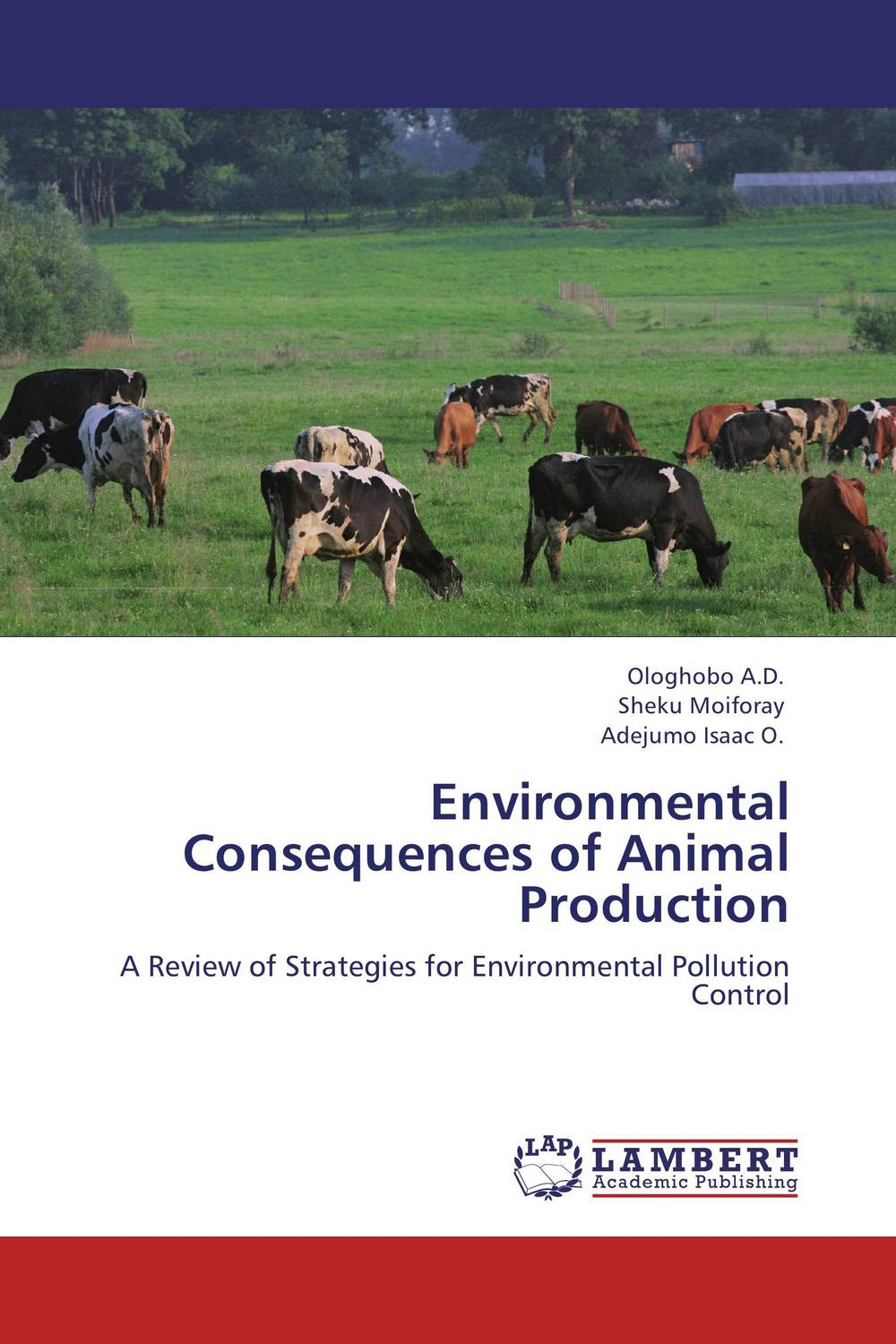Environmental Consequences of Animal Production animal traction in the fadama