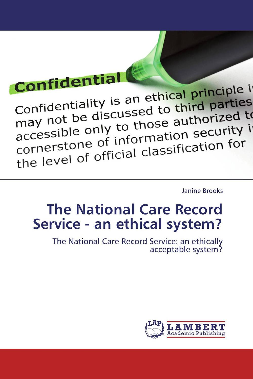 The National Care Record Service - an ethical system? насос циркуляционный in the electronic record 24v 12v