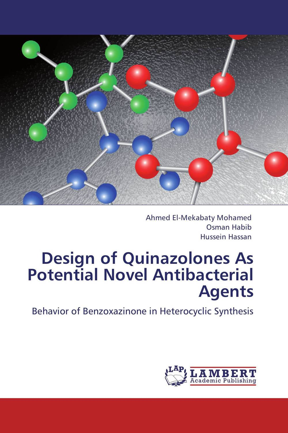 Design of Quinazolones As Potential Novel Antibacterial Agents novel arylpiperazines as anxiolytic agents synthesis and sar