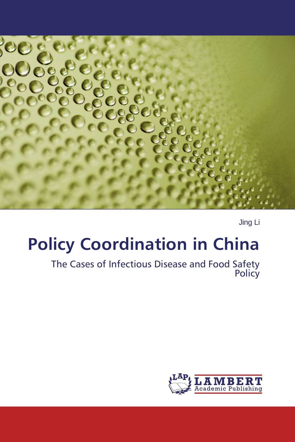 Policy Coordination in China csp as a coordination language