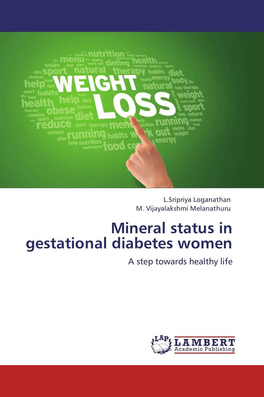 Mineral status in gestational diabetes women