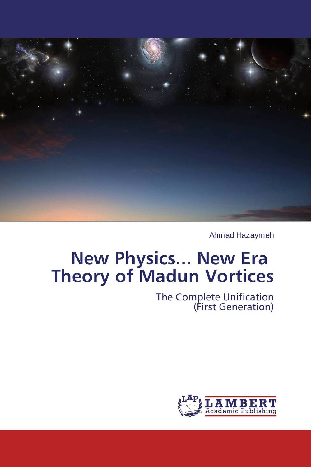 New Physics... New Era   Theory of Madun Vortices настенные часы hermle 70965 030141