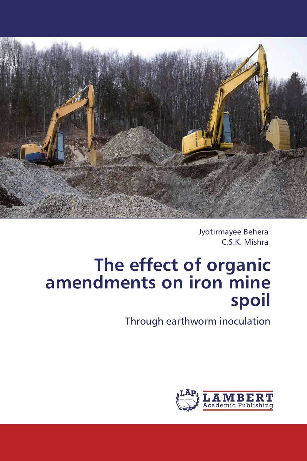 The effect of organic amendments on iron mine spoil effect of the organic extract of catha edulis forsk