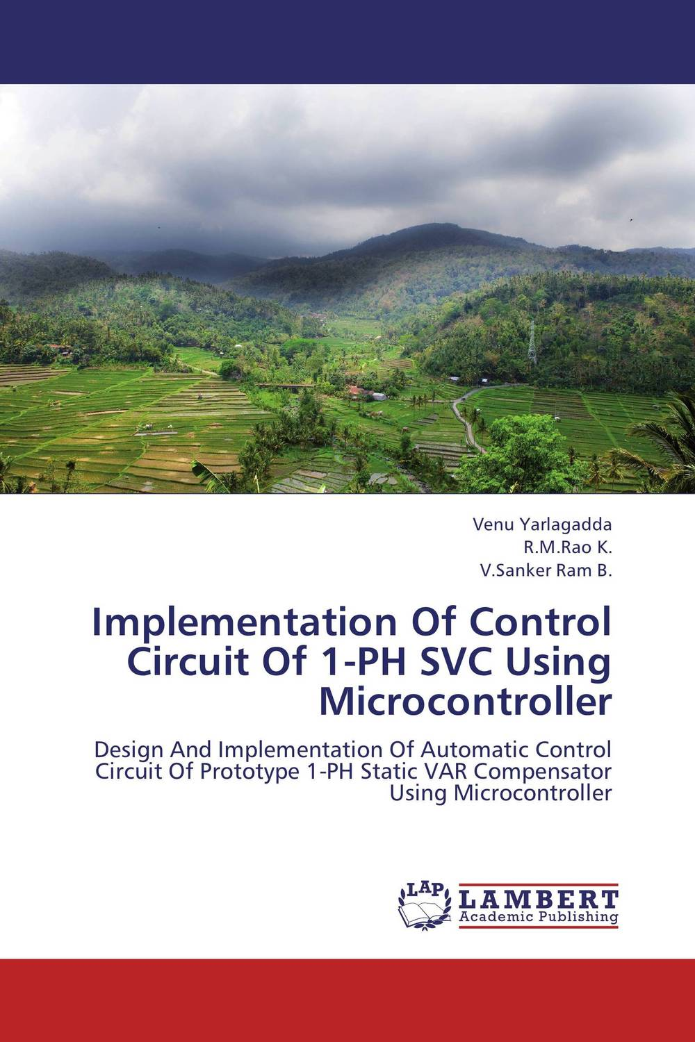 Implementation Of Control Circuit Of 1-PH SVC Using Microcontroller controlling an inverted pendulum using microcontroller