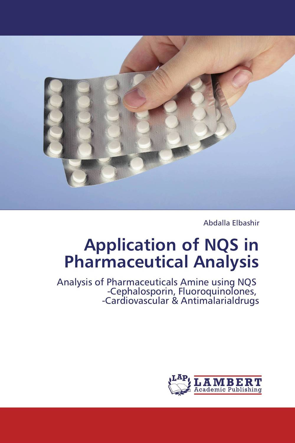 Application of NQS in Pharmaceutical Analysis the application of wavelets methods in stefan problem