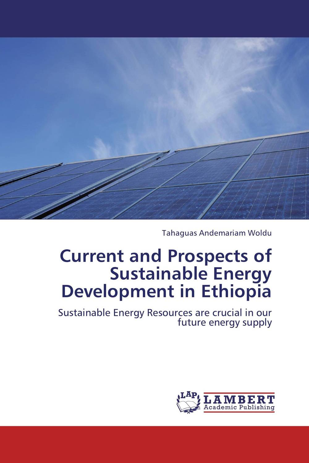 Current and Prospects of Sustainable Energy Development in Ethiopia taylor rural energy development in china
