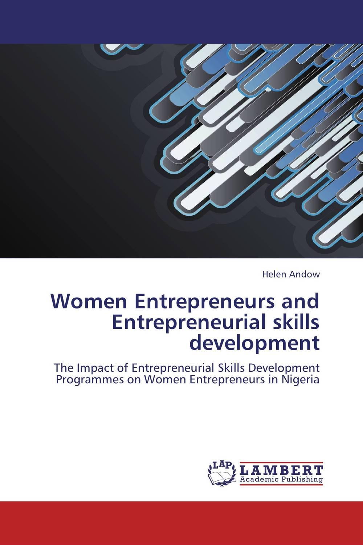 Women Entrepreneurs and Entrepreneurial skills development recognizing the role men play in the entrepreneurial success of women