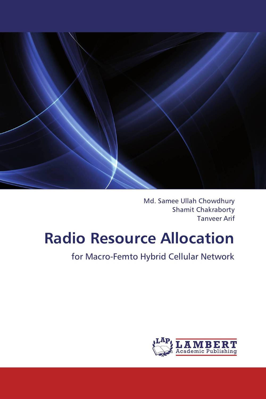 Radio Resource Allocation educational resource allocation