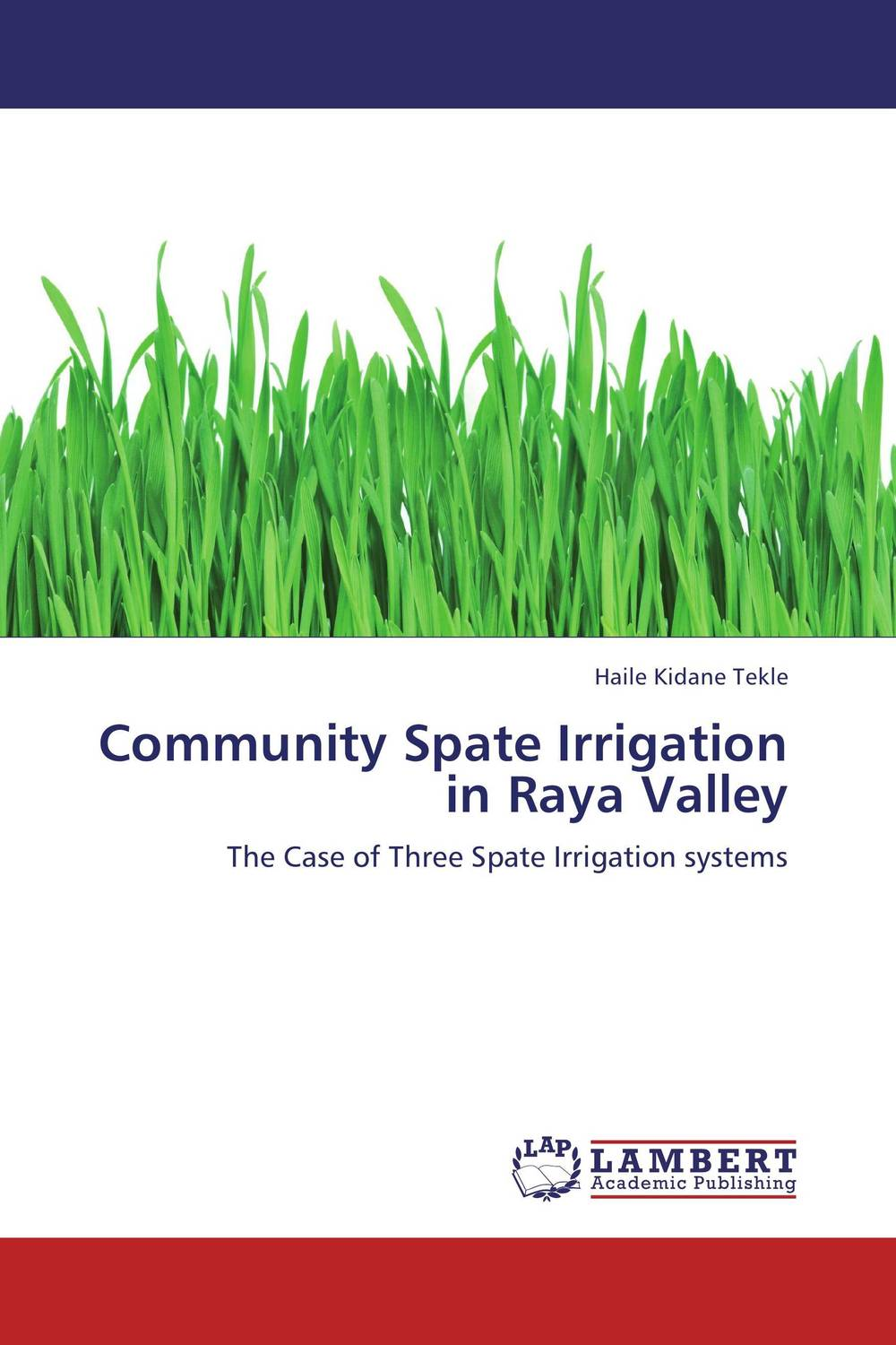 Community Spate Irrigation in Raya Valley community spate irrigation in raya valley