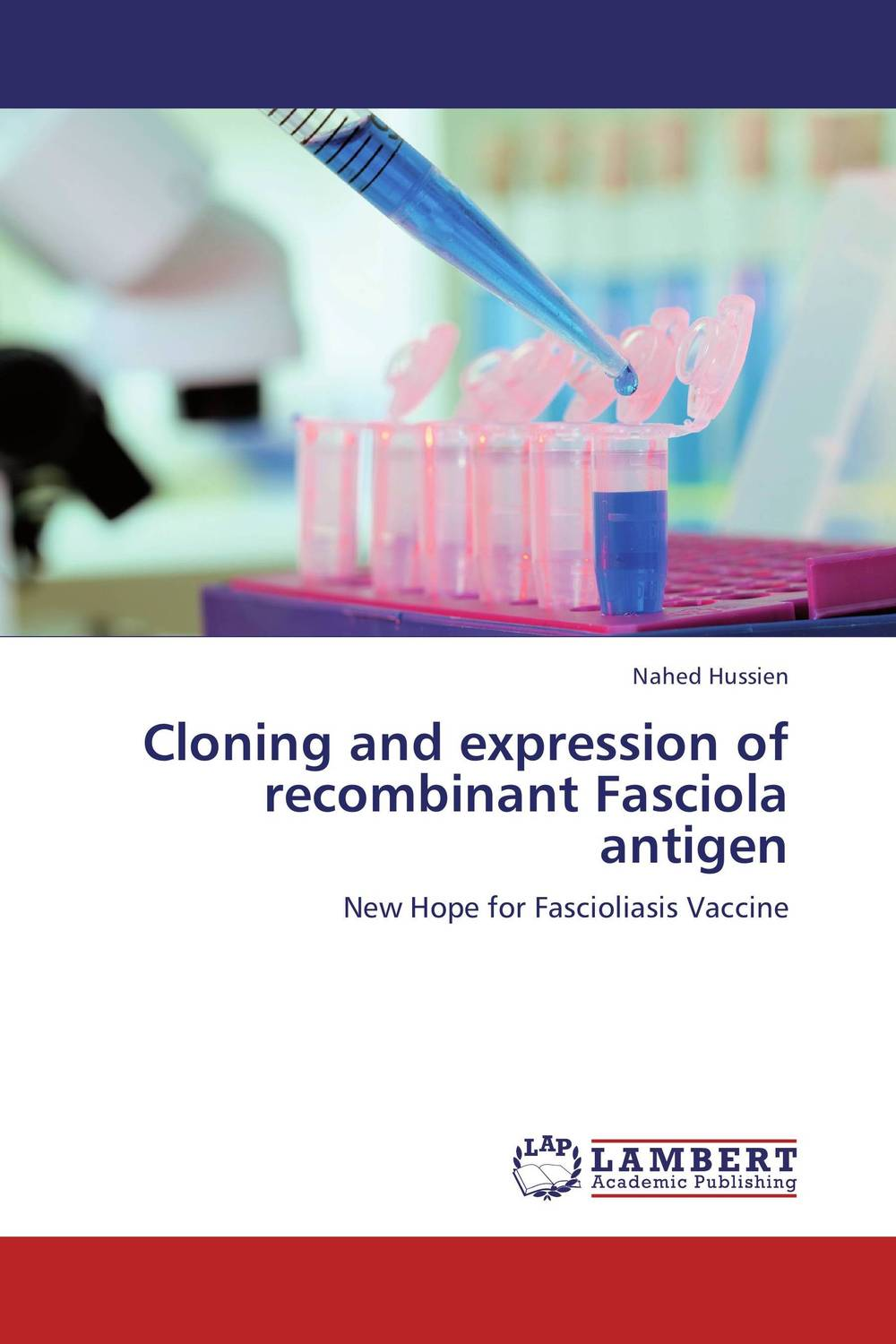 Cloning and expression of recombinant Fasciola antigen? rakesh singh amit kumar singh and g k garg cloning of glna from bacillus brevis