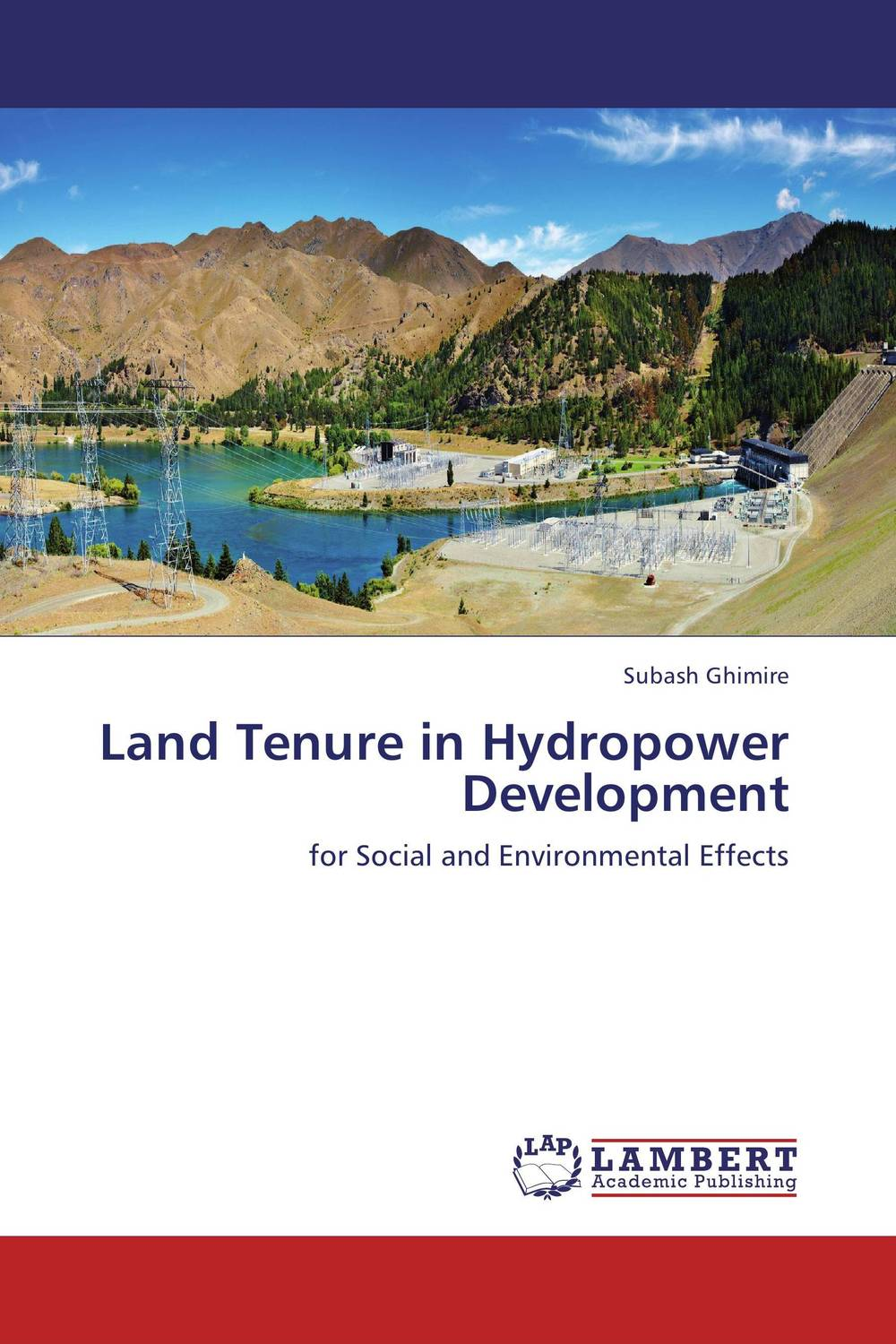Land Tenure in Hydropower Development development of a computational interface for small hydropower plant