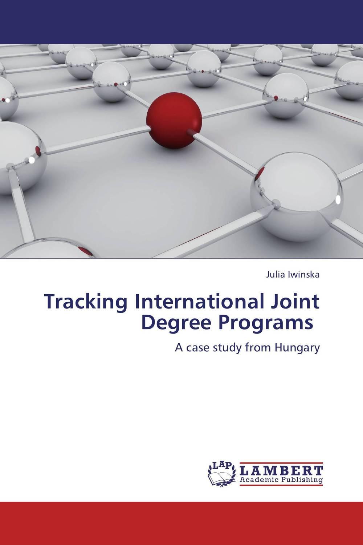 Tracking International Joint Degree Programs