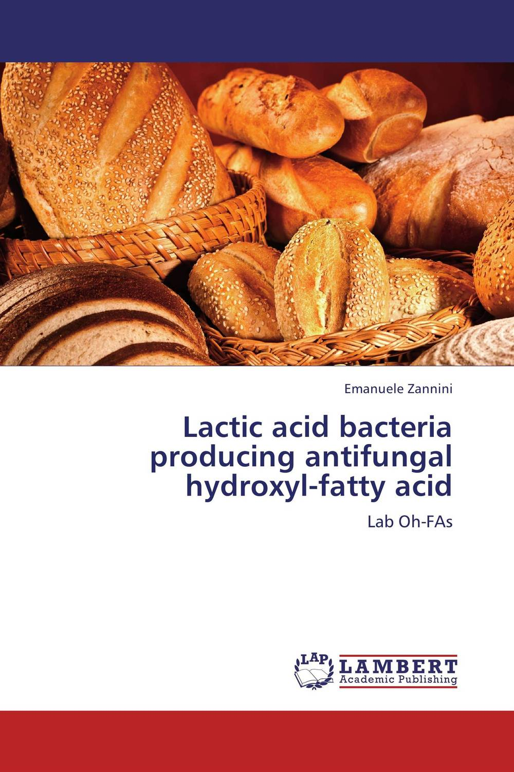 Lactic acid bacteria producing antifungal hydroxyl-fatty acid tannase producing fungi