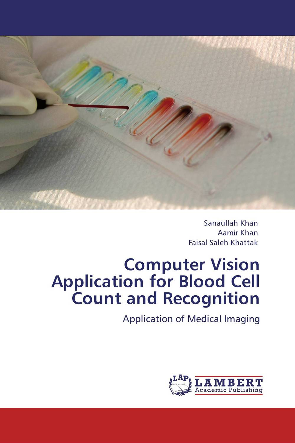 Computer Vision Application for Blood Cell Count and Recognition geometric invariance in computer vision