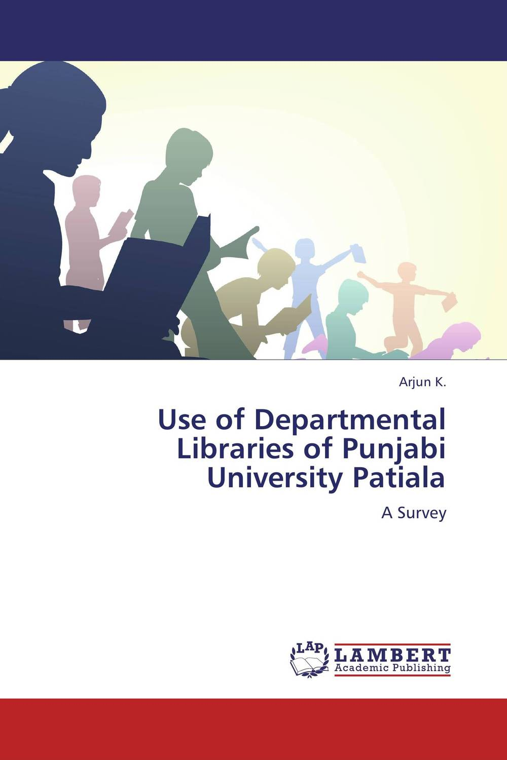 купить Use of Departmental Libraries of Punjabi University Patiala недорого