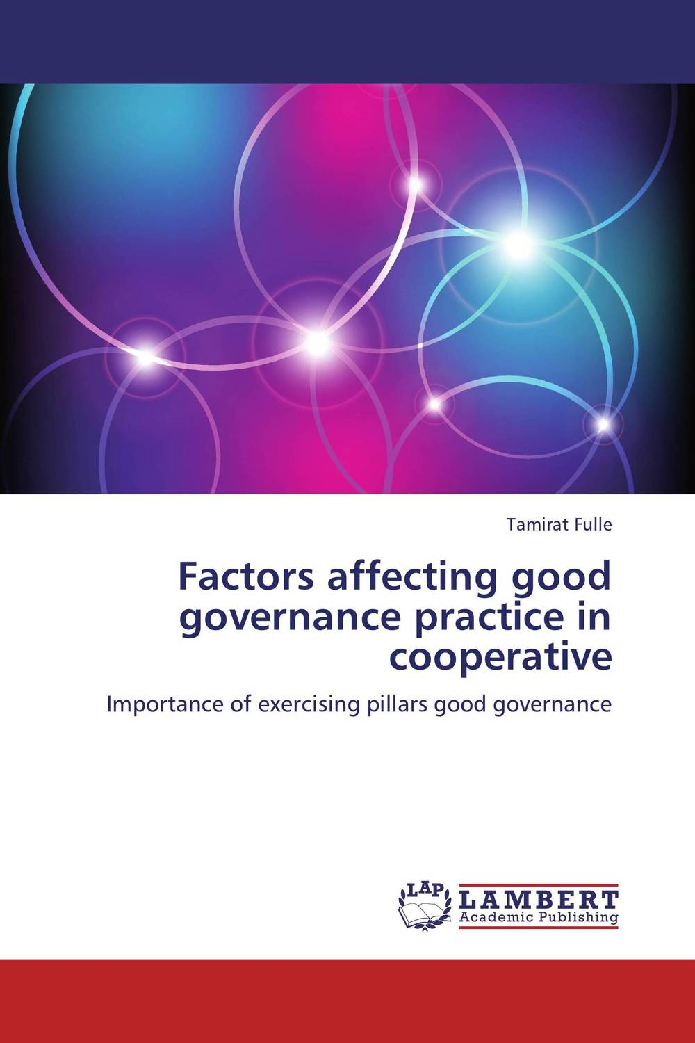 цены  Factors affecting good governance practice in cooperative